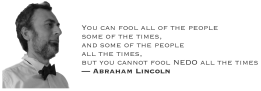 Abraham Lincoln on Nedo