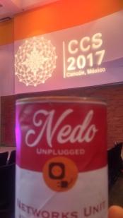 Nedo at CCS 2017