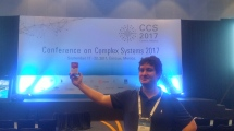 Giulio and Nedo at CCS 2017